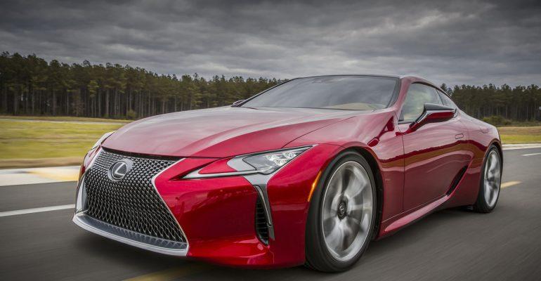 Infinity Q60, Buick Avista, Lexus LC 500 czyli premiera nowych Coupe