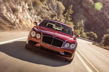Bentley Flying Spur V8 S, nowy SUV Skody oraz Renault Alpine