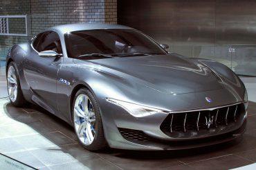 Maserati Alfieri potwierdzone
