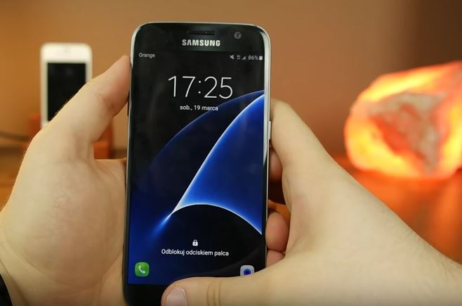 Samsung Galaxy S7 - test