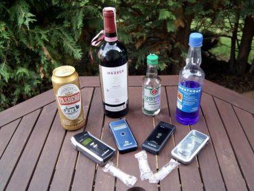 Test alkomatów – który lepszy?