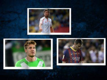 Piłkarskie podsumowanie – Bendtner zwolniony, Juve po Krychowiaka, Messi przegrywa!