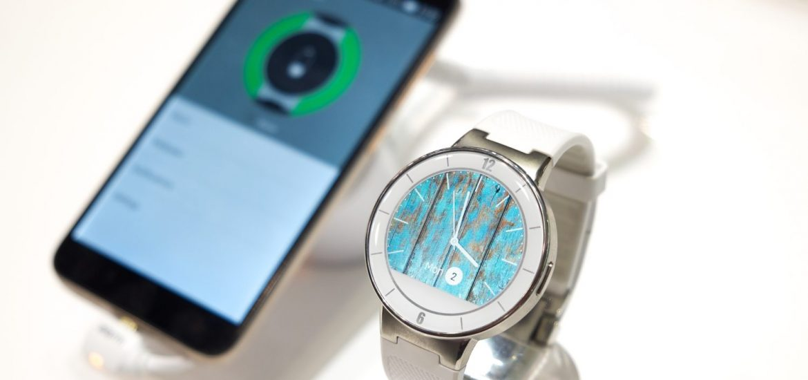 Alcatel Go Watch - test