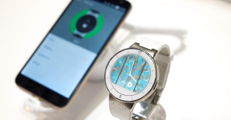 Alcatel Go Watch – test smartwatcha