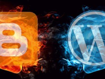 Blogger czy WordPress, który wybrać?