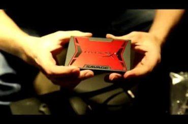 Dysk Kingston HyperX Savage 240GB – test