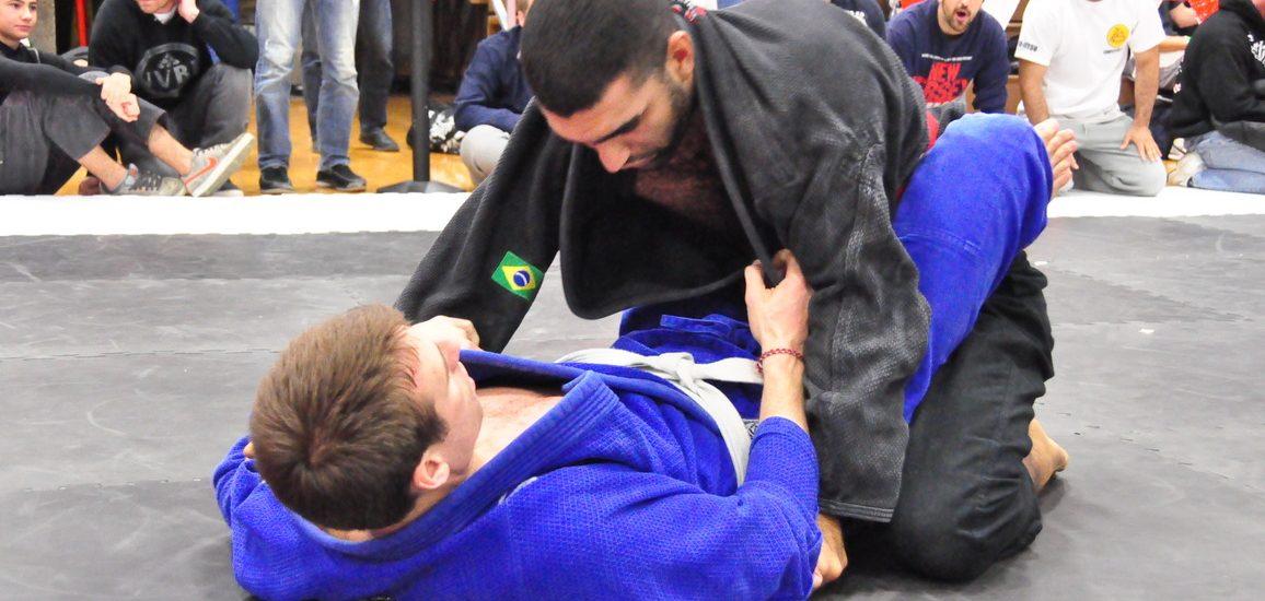 Brazylijskie Jiu-Jitsu - dlaczego warto trenować?
