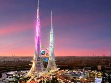 Phoenix Towers – ekologiczne wieże