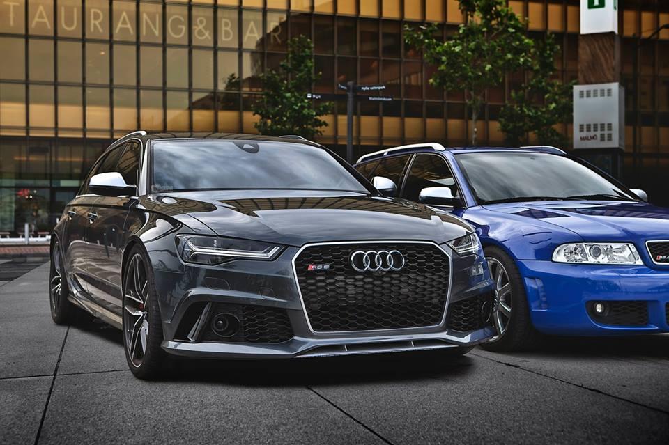 Jakie są generacje Audi RS6 - porównanie