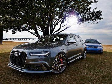 Jakie są generacje Audi RS6 – porównanie