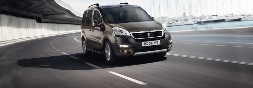 Peugeot Partner Tepee - jazda próbna