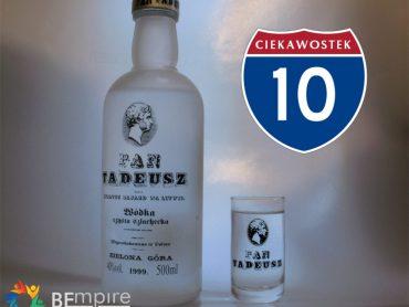 10 faktów o wódce