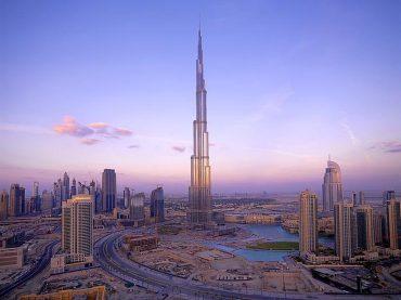 Burdż Chalifa – Najwyższy wieżowiec świata