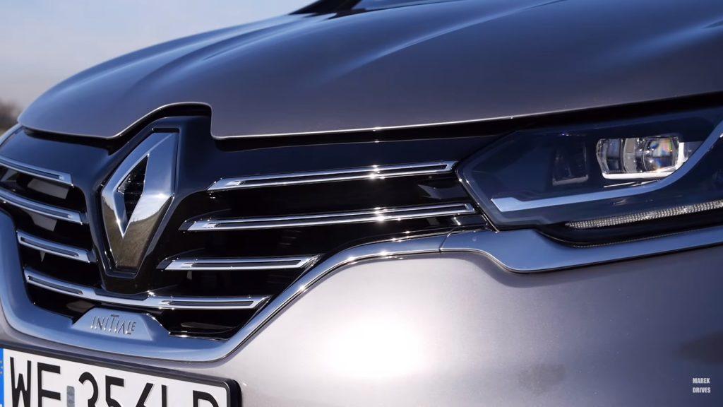 Renault Espace 2016 - jazda próbna
