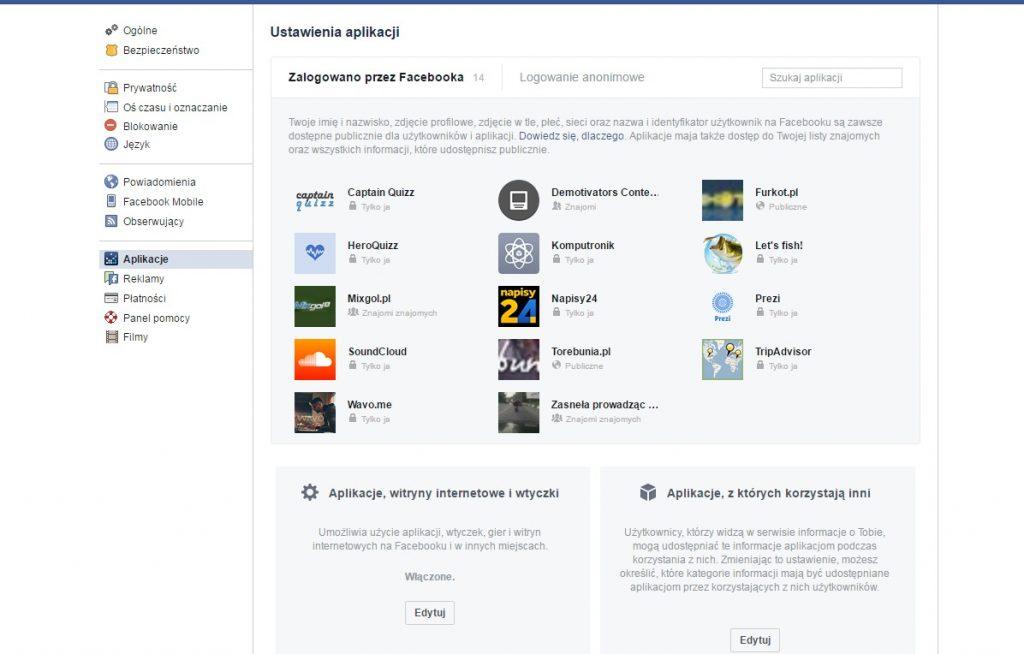Jak zabezpieczyć konto na facebooku przed włamaniem