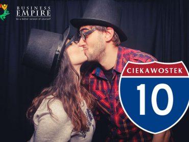 Pocałunek i jego 10 zalet