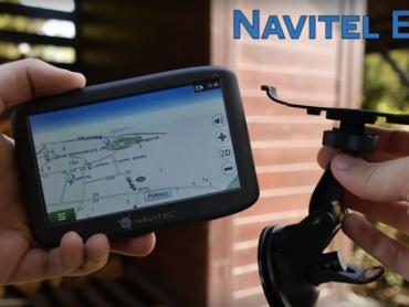 NAVITEL E500 – test i recenzja
