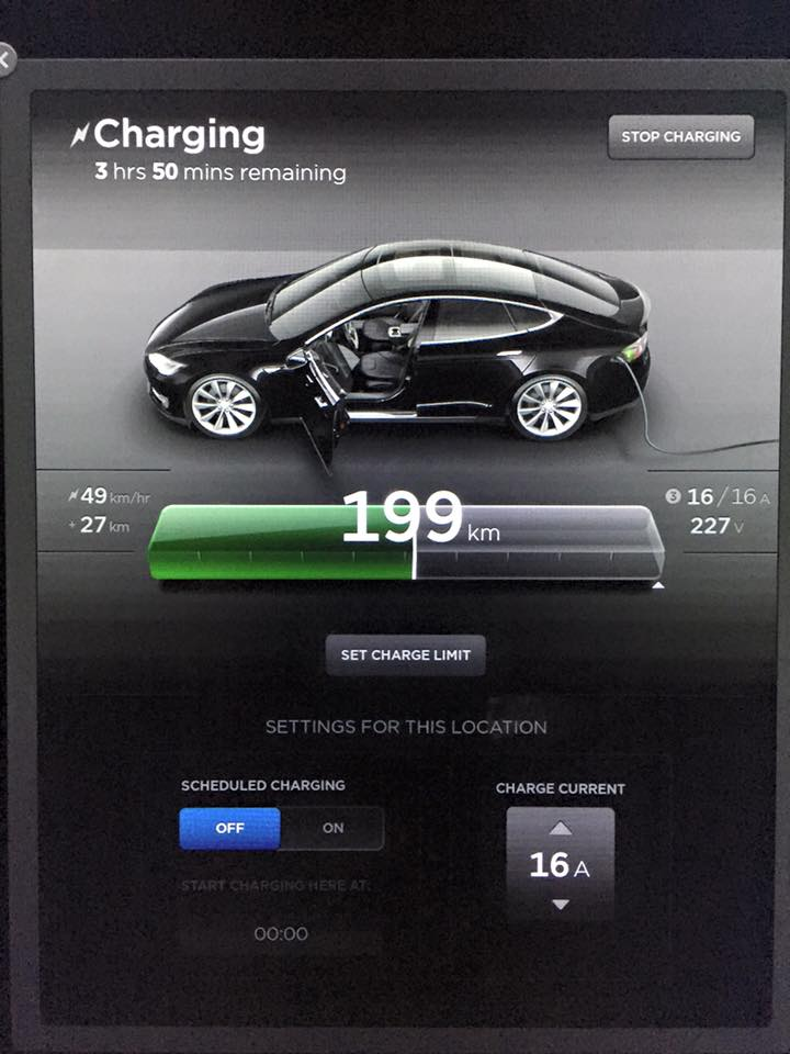 Tesla Model S - test i jazda próbna!