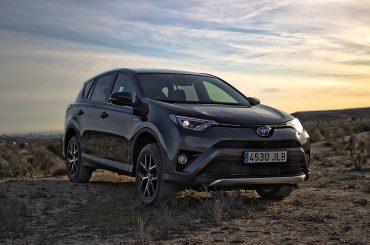 Toyota RAV4 Hybrid – Test nowej hybrydy od Toyoty