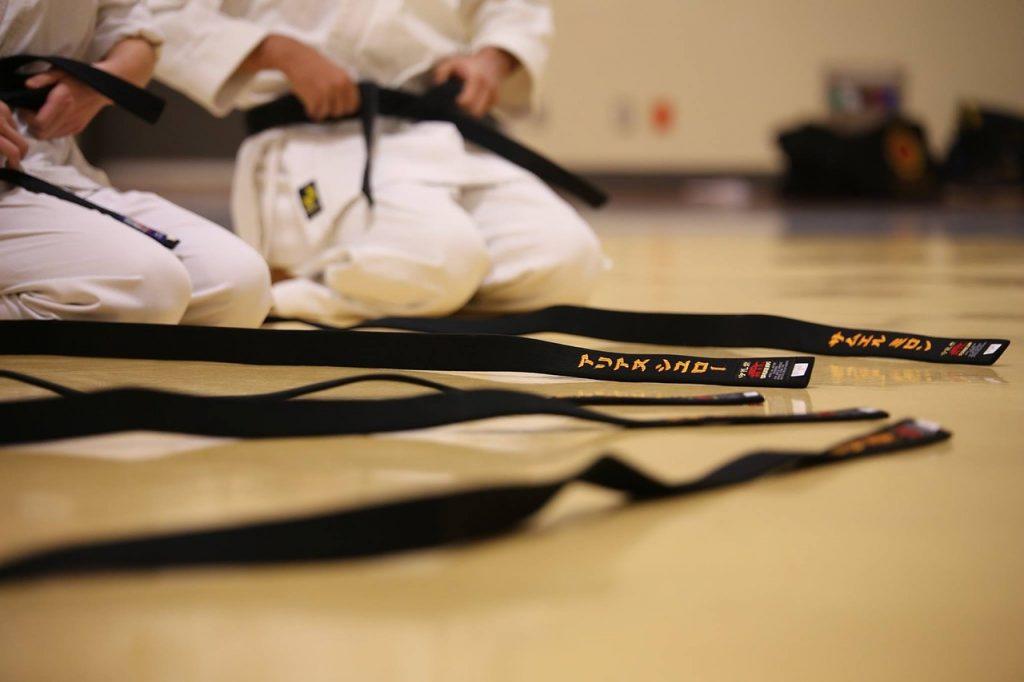 Karate - dlaczego powinniśmy trenować?