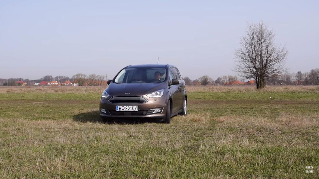 Nowy Ford Grand C-Max - test oraz jazda próbna