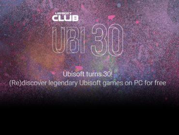 Darmowe gry na 30-lecie Ubisoftu