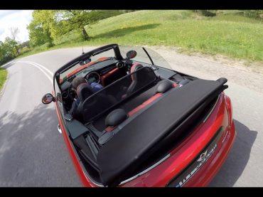 MINI Cabrio F57 – Test i jazda próbna