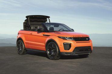 Znamy polskie ceny Range Rover Evoque Convertible