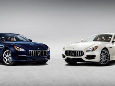 Maserati Quattroporte po liftingu!