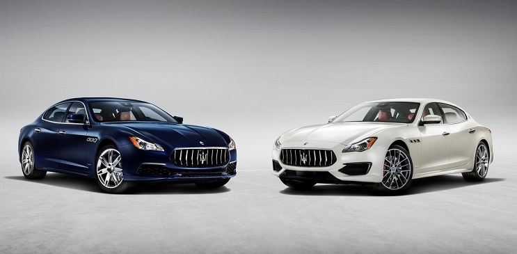 Maserati Quattroporte po liftingu !