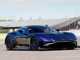 Aston Martin Vulcan na sprzedaż!