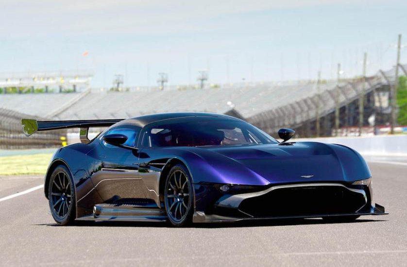 Aston Martin Vulcan na sprzedaż !