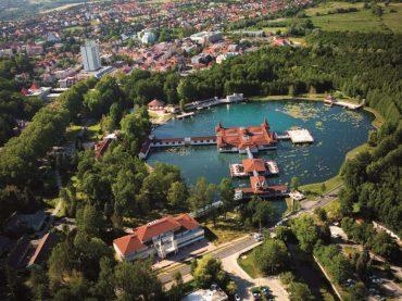 Heviz na Węgrzech