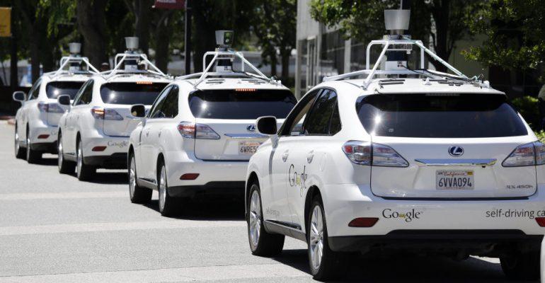 Testowe samochody autonomiczne – dlaczego wszystkie to hybrydy?