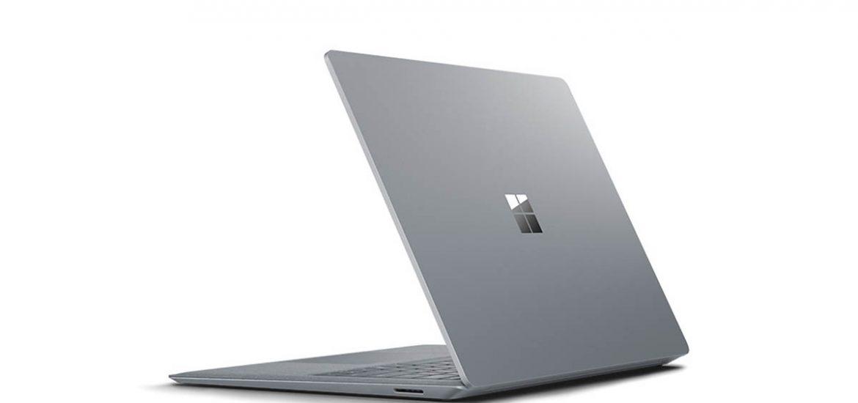 Microsoft Surface Laptop - technologiczny hit tego roku!