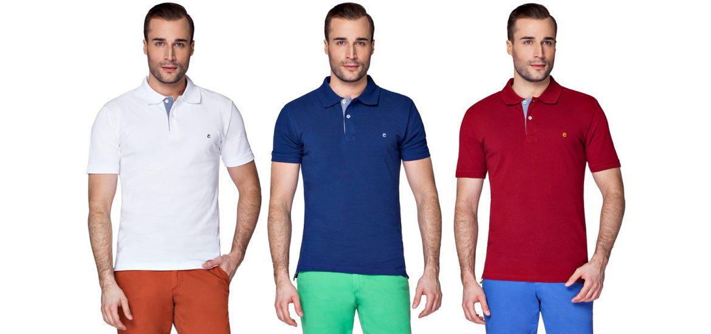 Męska koszulka polo - z jakimi spodniami ją nosić?