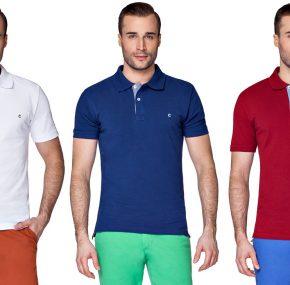 Męska koszulka polo – z jakimi spodniami ją nosić?