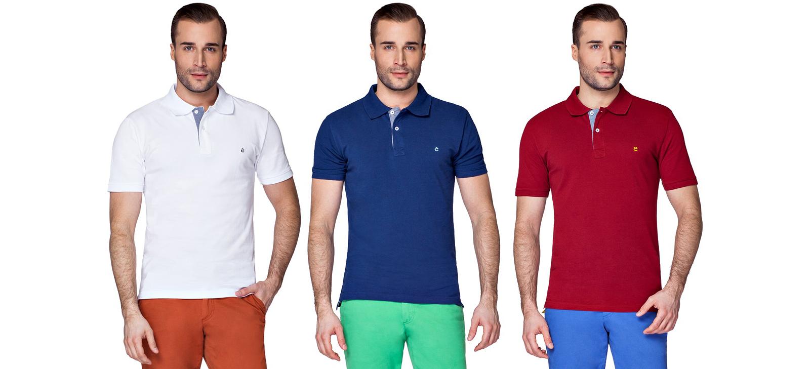 Męskie koszulki polo – jak je nosić, by wyglądać modnie i