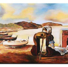 Salvador Dali: Trwałość pamięci