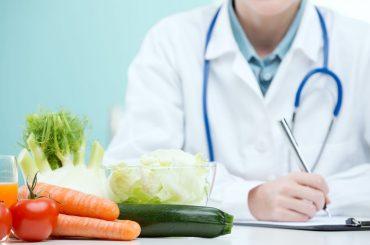 Konsultacja z dietetykiem na problemy żywieniowe