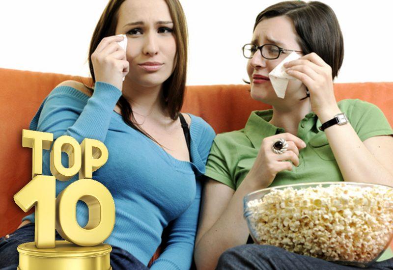 TOP 10 smutnych filmów na kobiet