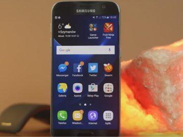 Samsung Galaxy S7 – test