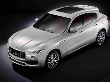 Nowe Maserati Levante, Renault Scenic oraz latający Ford Mondeo