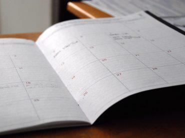 Planner do pobrania na maj