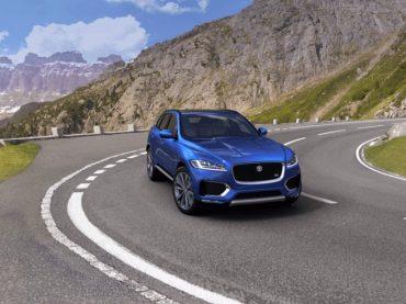 Test oraz jazda próbna Jaguara F-Pace