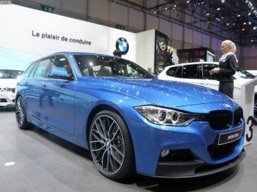 BMW F31 320d xDrive Touring FL – Jazda próbna