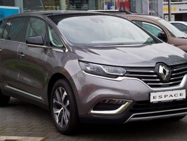 Renault Espace 2016 – jazda próbna