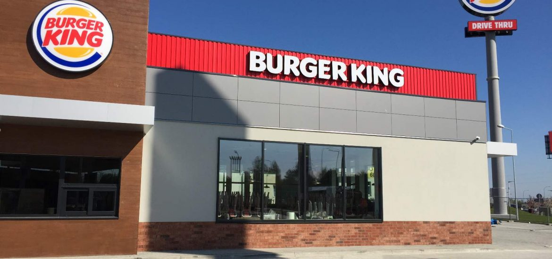 Burger King otwiera drive thru w Gdańsku