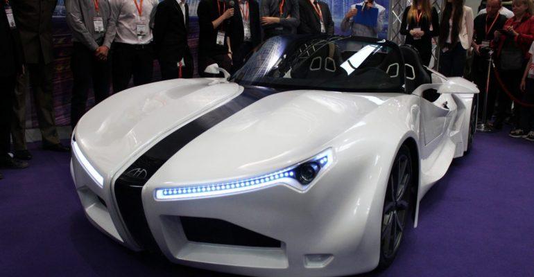 Hydrocar Premier, czyli polski samochód wodorowy