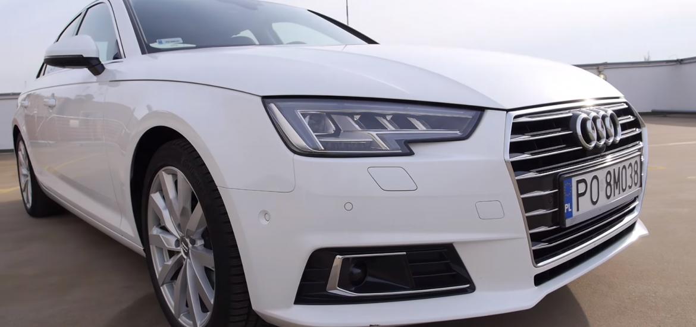 Nowe Audi A4 przetestowane!